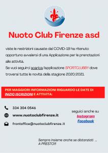 Nuoto Club Firenze asd (1)